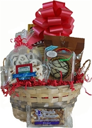 Picture of Sweets & Treats Gift Basket