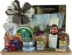 Picture for category Appetizer, Cheese & Cracker Gifts