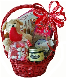 Picture of Puppy Love Gift Basket