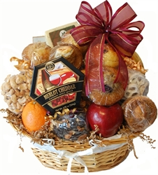 Picture of Filled to the Brim Gift Basket