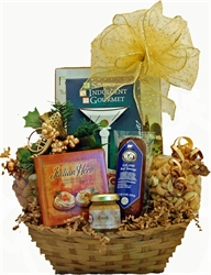 Picture of Holiday Appetizer Gift Basket
