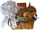 Picture of Cookies, Muffins, Tea & Truffles Gift Basket