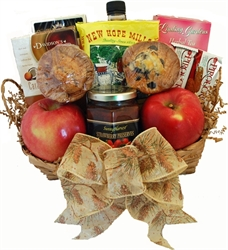 Picture of Breakfast Basics Gift Basket