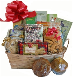Picture of Soup for Two Gift Basket