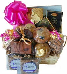 Picture of Gourmet Medley Gift Basket