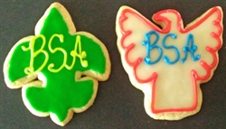 Picture of Custom Decorated Cookies