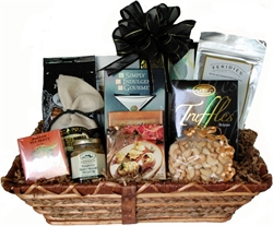 Picture of Executive Gourmet Gift Basket