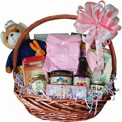 Picture of Custom Baby Basket for Turner Construction