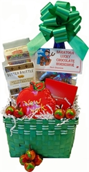 Picture of This One's A Winner !  Saratoga Gift Basket