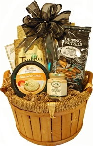 Picture of Classic Snack Selection Gift Basket
