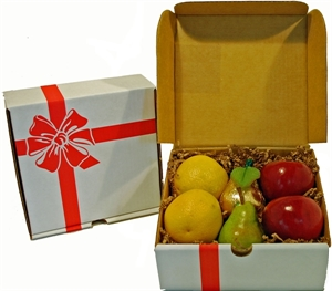 Picture of Fruit & Chocolate Gift Shipping Box