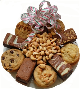 Picture of Cookie, Brownie & Cashew Platter