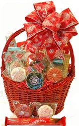 Picture of Christmas Sweets Gift Basket