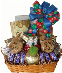 Picture of Chocolate Cravings Gift Basket