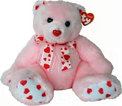 Picture of Valentine Hearts Plush Teddy