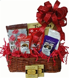Picture of Milk & Dark Chocolate Gift Basket