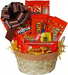 Picture of Reese's Peanut Butter Gift Basket