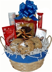 Picture of Chocolates & Cookies Gift Basket