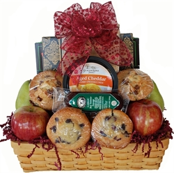 Picture of Caring Condolence Gift Basket