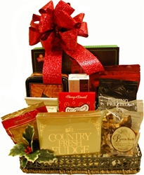 Picture of Best of the Season Gift Basket