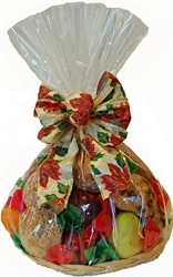 Picture of Christmas Muffin & Fruit Basket