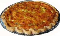Picture of Homemade Quiche