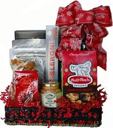 Picture of A Taste of the Holidays Gift Basket