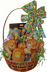 Picture of Easter Muffin, Candy & Cookie Basket