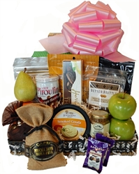 Picture of Gourmet Gratitude Gift Basket