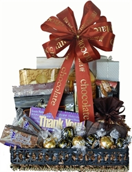 Picture of Chocolate Appreciation Gift Basket