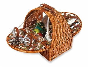 Picture of Athertyn 2 Person Picnic Basket