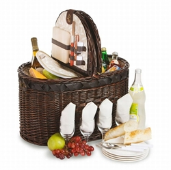 Picture of Torrington 4 Person Picnic Basket