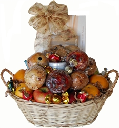 Picture of With Deepest Sympathy Gift Basket