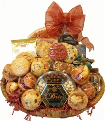 Picture of Holiday Splendor Gift Basket