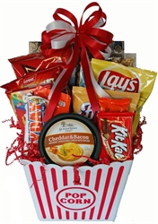 Picture of Holiday Snacks Gift Basket