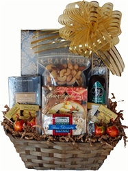 Picture of Holiday Assortment Gift Basket