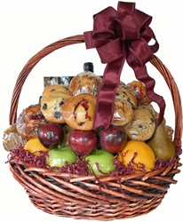 Picture of Holiday Elegance Gift Basket