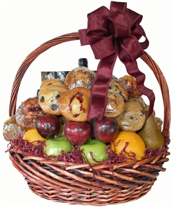 Picture of Our Condolences Gift Basket