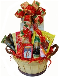 Picture of Breakfast for Santa Gift Basket