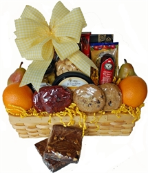 Picture of To Brighten Your Day Gift Basket