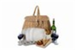 Picture of 4 Person Eco Picnic Basket