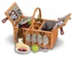 Picture of Dilworth 4 Person Picnic Basket