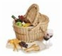 Picture of Creston Eco 2 Person Picnic Basket