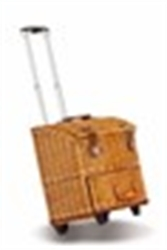 Picture of Exeter 4 Person Rolling Picnic Basket