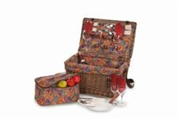 Picture of Glenloch 4 Person Picnic Basket