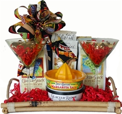 Picture of Margarita Madness Gift Basket