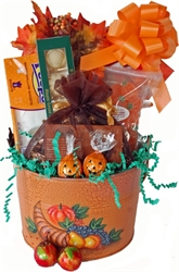 Picture of Fall Sweets and Treats Gift Basket