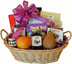 Picture of Gourmet Thank You Gift Basket