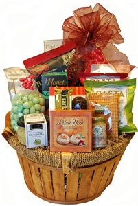 Picture of Bountiful Gourmet Gift Basket