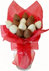 Picture of Chocolate Covered Strawberry Bouquets